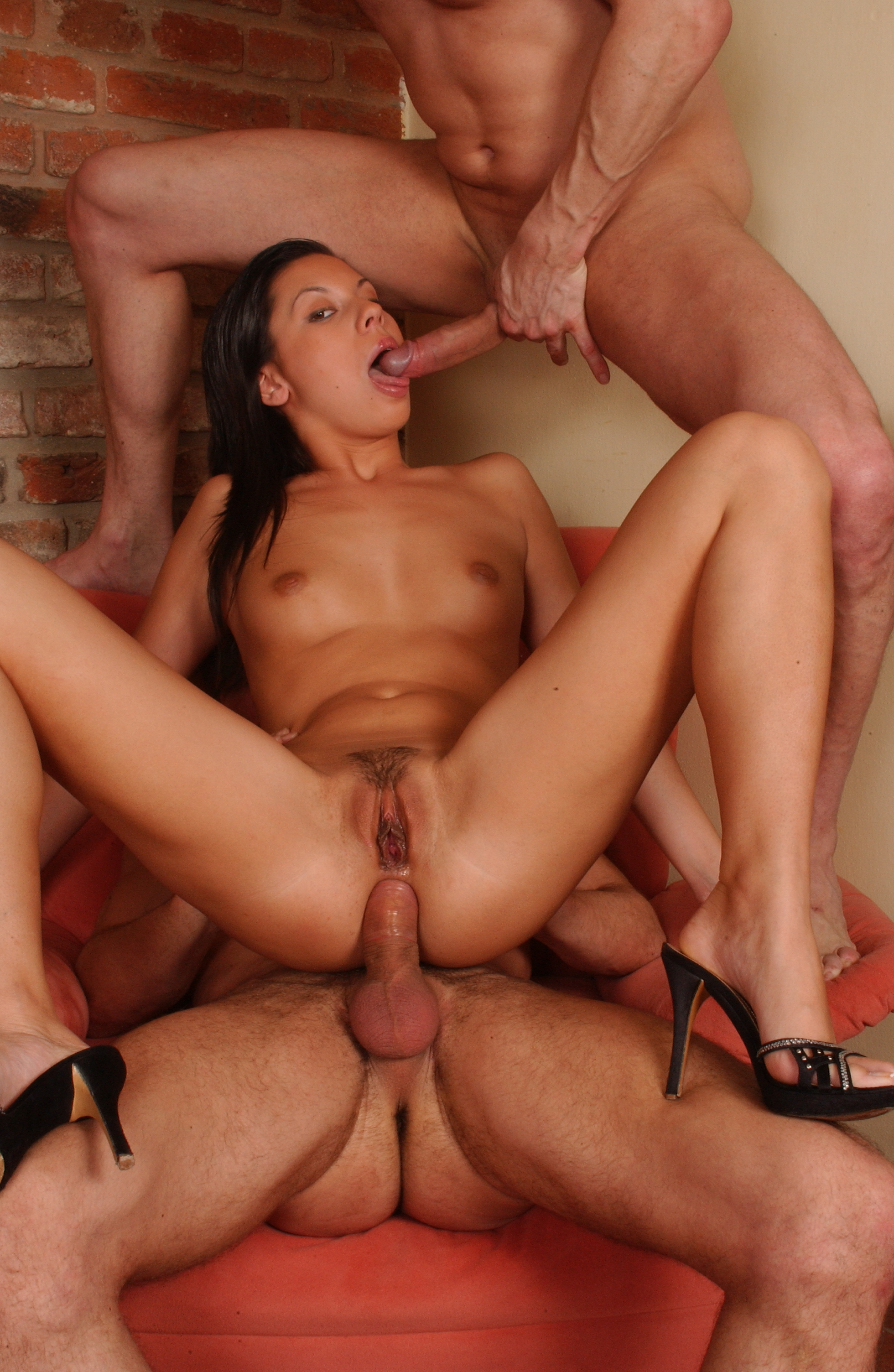 without a trace orgy video